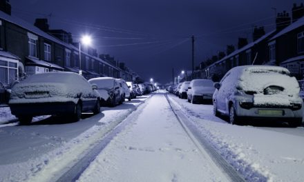 Winter and Cars: A Dangerous Mix